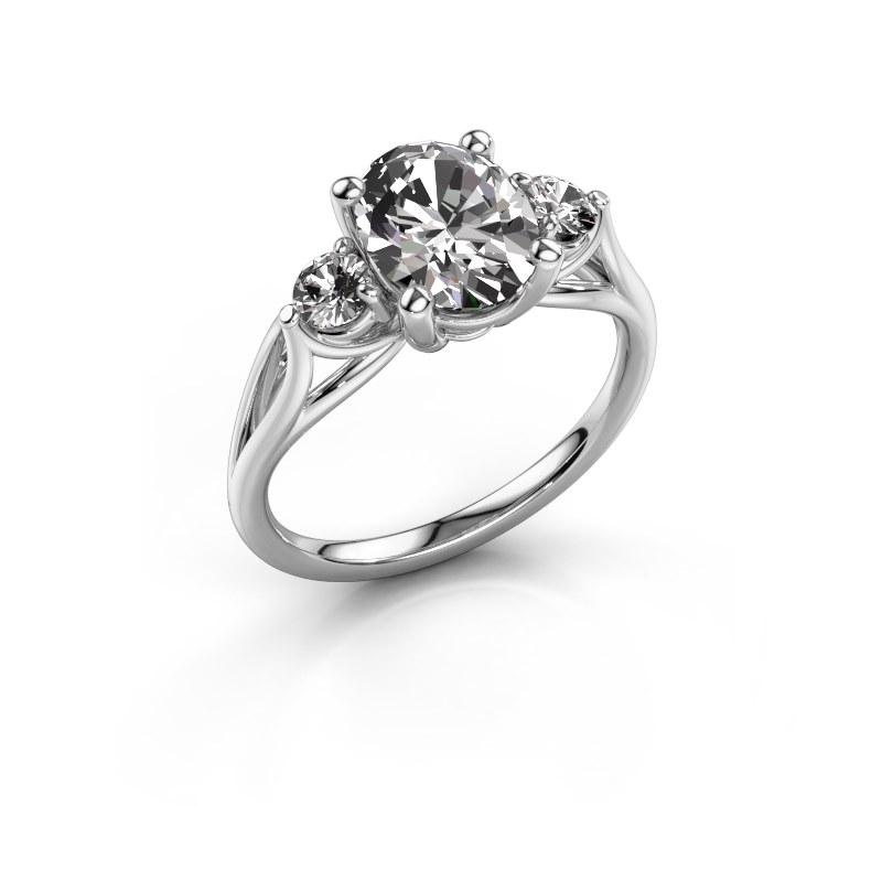 Diamanten ring van DiamondsByMe